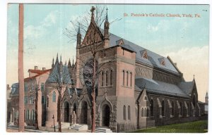 York, Pa, St. Patrick's Catholic Church