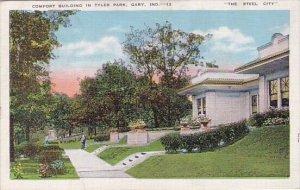 Comfort Building In Tyler Park Gary Indiana 1937