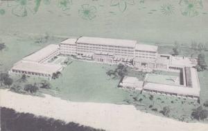 Emerald Beach Hotel , NASSAU , Bahamas , PU-1954