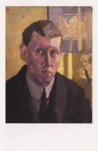 Spencer Frederick Gore WW1 Music Hall Painting Artist Rare Postcard