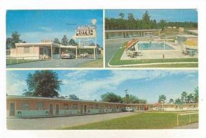 Holiday Time Motel, Callahan , Florida, PU-1962