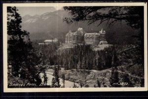 Springs Hotel,Banff,Alberta,Canada