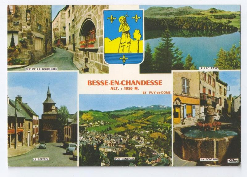 Besse en Chandesse Multiview France 4X6 Chrome