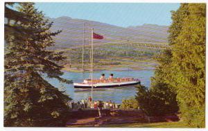C.P.S.S. Princess Patricia, Vancouver BC