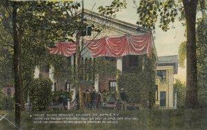 BUFFALO , New York, 1908 ; Ainsley Wilcox Residence, Delaware Ave.