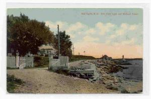 Fort Point Light and Walback Tower, New Castle, New Hampshire, 00-10s