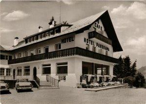 CPA AK Oberstdorf Hotel Panorama GERMANY (952156)