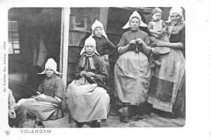 Women Dutch Children Unused