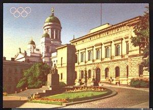1952 Summer Olympics Helsinki Views of Helsinki Bank of Finland