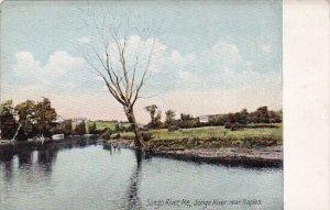 Songo River Near Naples Songo River Maine