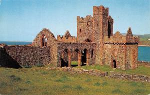St. Germains Cathedral Peel Isle of Man