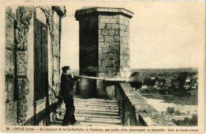 CPA Dole- Au sommet de la Cathedrale FRANCE- (1044287)