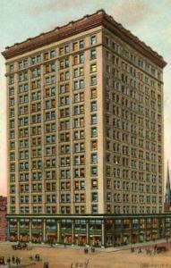 OH - Toledo. Nicholas Building, circa 1908
