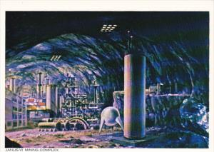 Star Trek Janus VI Mining Complex The Devil In The Dark Paramount Pictures 1977