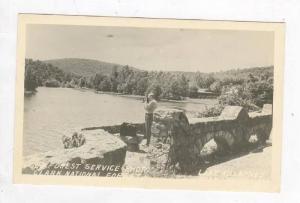 RP  Clark National Forest, Lake Killarney, Ironton, Missouri, 30-40s Man with...