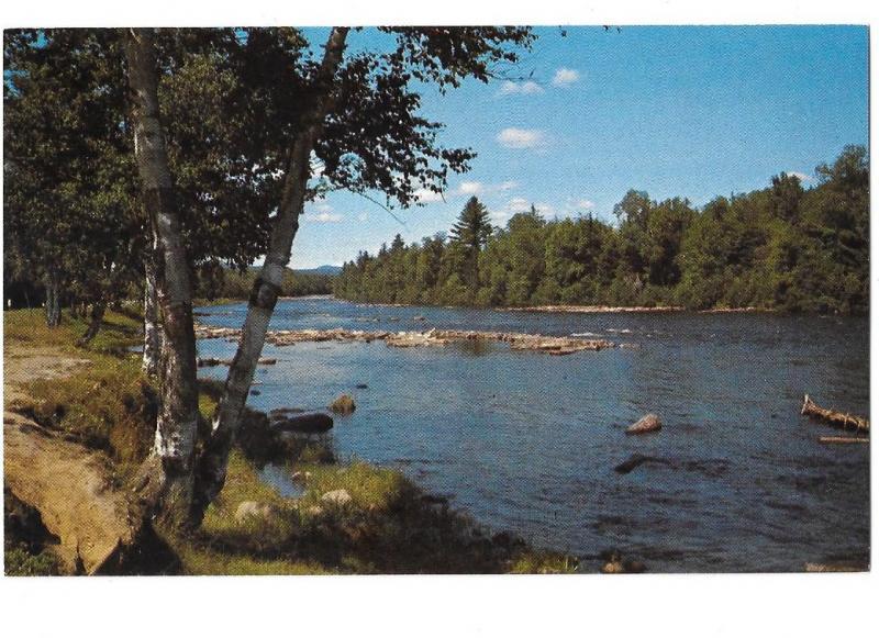Androscoggin River White Mountains New Hampshire