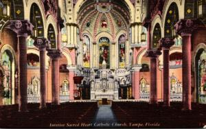 Florida Tampa Sacred Heart Catholic Hotel Interior