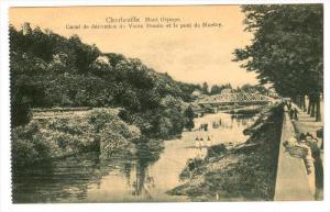Charleville-Mézières , France , 00-10s ; Mont Olympe , Canal de derivation ...