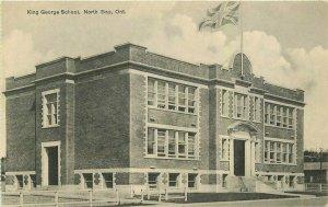 North Bay Ontario Canada Dole & Son 5 & 10 Cents Store Postcard 21-10208
