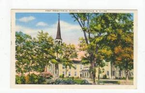 First Presbyterian Church, Fayetteville, North Carolina, PU-30-40s