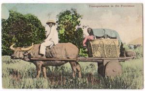 Transportation in the Provinces