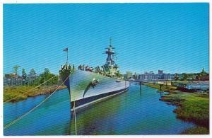 USS North Carolina, Wilmington NC