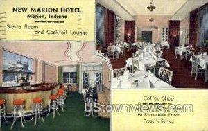 New Marion Hotel - Indiana IN