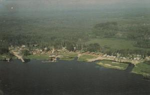 CRANBERRY PORTAGE , Manitoba, 1977 ; The Viking Lodge
