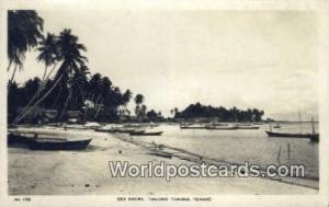 Penang Malaysia, Malaya Sea Shore, Tanjong Tokong Printed Photo Sea Shore, Ta...