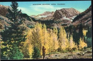 Colorado ~ ASPEN Montezuma Mountain - LINEN