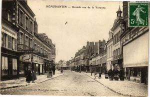 CPA ROMORANTIN - Grande rue de la Varenne (208484)