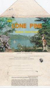 Folder PC; BRISBANE, Queensland, Australia, 1940-60s; The Lone Pine, Koala Sa...