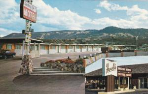 2 View, Courtesy Inn Motel, Kamloops, British Columbia, Canada, 40's-60's