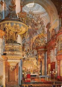 Wien Austria Karlskirche Hauptaltar Wien Karlskirche Hauptaltar