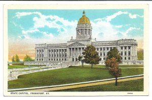Frankfort, KY - State Capitol