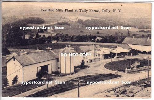 Certified Milk Plant, Tully Farms, Tully NY
