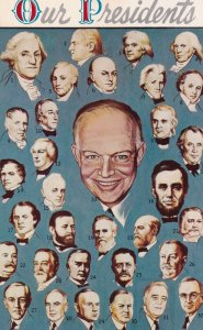 Our Presidents 1-33, 1950-1960s