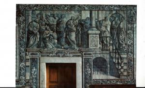 BF12854 evora portugal igreja da misericordia  front/back image