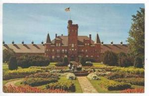 Sunken Gardens, Marquette Branch Prison, Marquette, Michigan, 1940-60s
