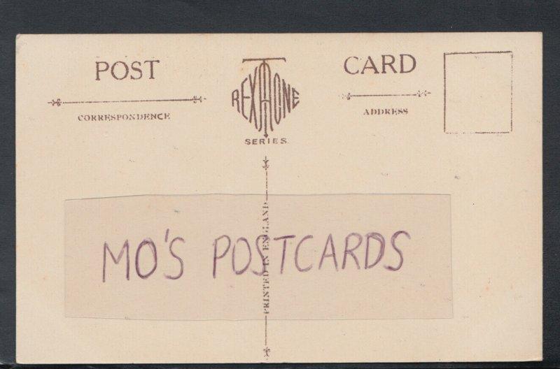 Northamptonshire Postcard - Moreton Pinkney Manor House     RS17251