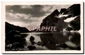 Old Postcard Lake of & # 39Eychauda