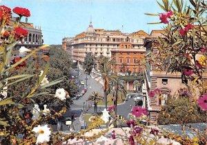 Rue Vittorio Veneto Roma Italy Unused