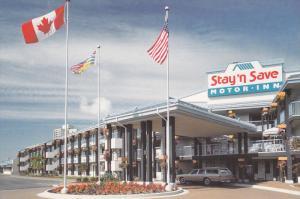 Stay´n Save Motor Inn, RICHMOND, British Columbia, Canada, 40-60´