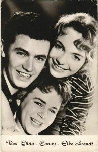 CPA Rex Gildo,Conny, Elke Arendt FILM STAR (1071034)