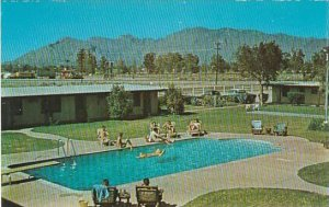 Arizona Tucson The Clarks Town & Country Motel With Pool
