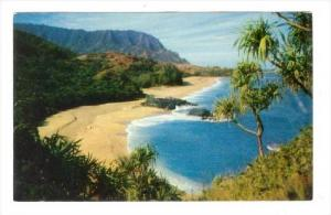 Lumahai Beach, Garden Island Of Kauai, Hawaii, 1940-1960s