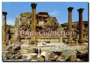 Postcard Modern Virgins Bath Jerash