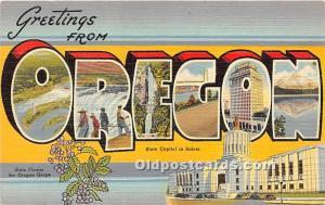 Oregon, OR, USA Unused