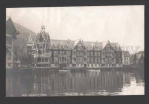 114952 Norge NORWAY Hotel Hardanger ODDA Vintage postcard