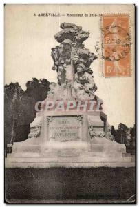Abbeville - 1914 1915 Monument War - Old Postcard